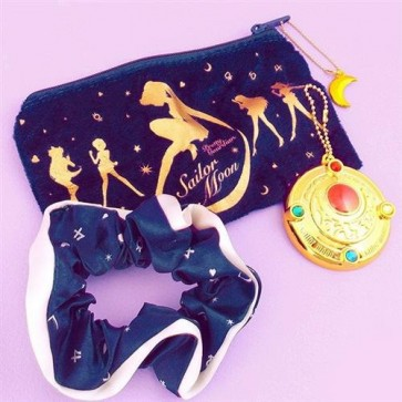 SAILOR MOON MOON LIGHT SET 2 - ASTUCCIO FERMACAPELLI E SPECCHIETTO