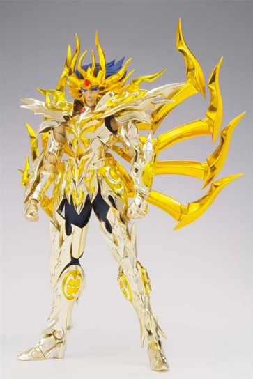 SAINT SEIYA - SOUL OF GOLD CANCER DEATHMASK BANDAI MYTH CLOTH EX