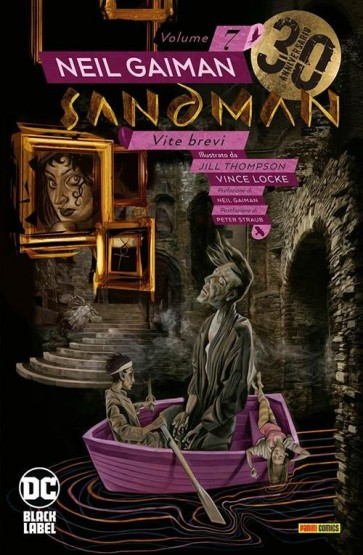 SANDMAN LIBRARY VOL. 7: VITE BREVI