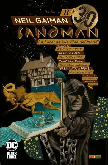 SANDMAN LIBRARY VOL. 8: LA LOCANDA ALLA FINE DEI MONDI