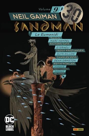 SANDMAN LIBRARY VOL. 9: LE EUMENIDI