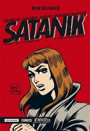 SATANIK OMNIBUS 6 - MAGGIO 1966 - SETTEMBRE 1966