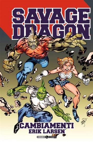 SAVAGE DRAGON 35 - CAMBIAMENTI