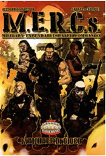 SAVAGE WORLDS - AMBIENTAZIONE - M.E.R.C.S.