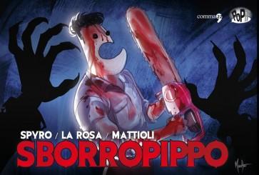 SBORROPIPPO - VARIANT COVER MIRKA ANDOLFO