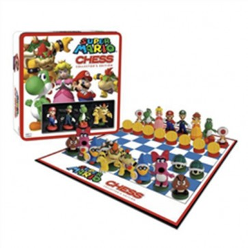 SCACCHIERA SUPER MARIO CHESS COLLECTOR'S EDITION