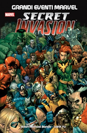SECRET INVASION RISTAMPA - GRANDI EVENTI MARVEL