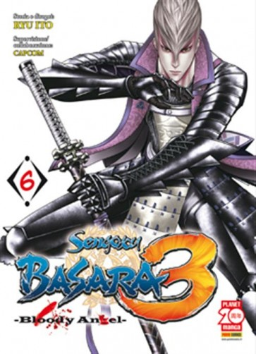SENGOKU BASARA 3 - BLOODY ANGEL 6
