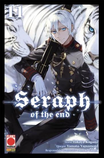 SERAPH OF THE END 11 - PRIMA RISTAMPA