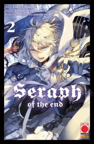 SERAPH OF THE END 2 - SECONDA RISTAMPA