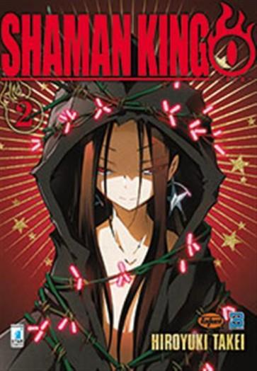 SHAMAN KING ZERO 2
