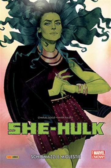 SHE-HULK 2: SCHIAMAZZI E MOLESTIE