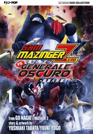 SHIN MAZINGER ZERO VS IL GENERALE OSCURO 1