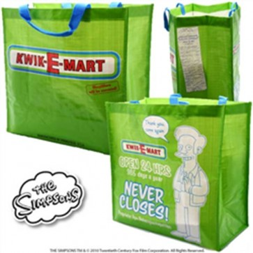 SHOPPING BAG SIMPSONS KWIK E MART