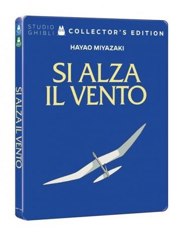 SI ALZA IL VENTO (DVD + BLU-RAY) (Ltd CE Steelbook)