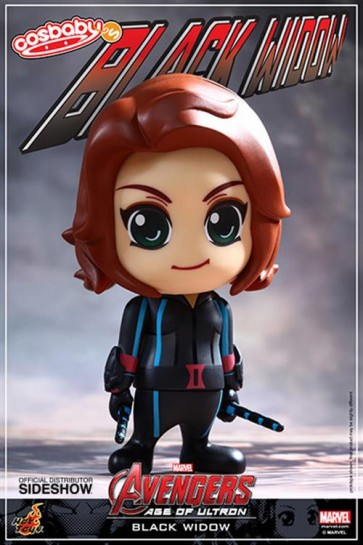 SIDESHOW COSBABY - AVENGERS AGE OF ULTRON S.2 - BLACK WIDOW