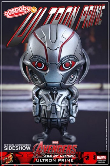 SIDESHOW COSBABY - AVENGERS AGE OF ULTRON S.2 - ULTRON PRIME