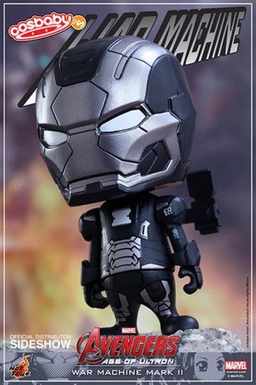 SIDESHOW COSBABY - AVENGERS AGE OF ULTRON S.2 - WARMACHINE MARK 2