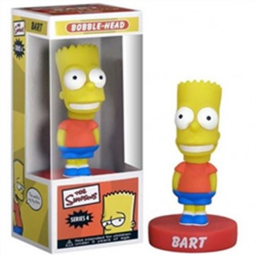 SIMPSONS - BART BOBBLE HEAD 15 CM