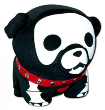 SKELANIMALS - PELUCHE - 23CM - MAXX (BULLDOG)