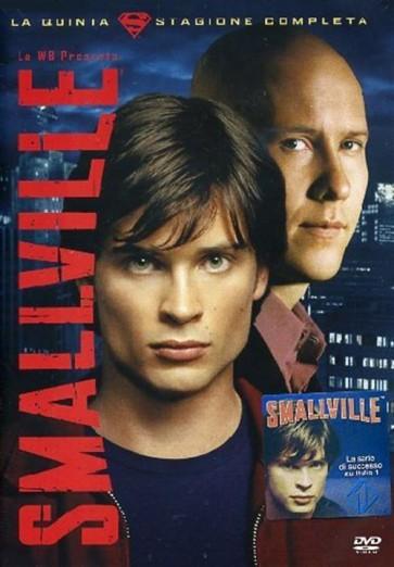SMALLVILLE - ANNO 5 (DVD)