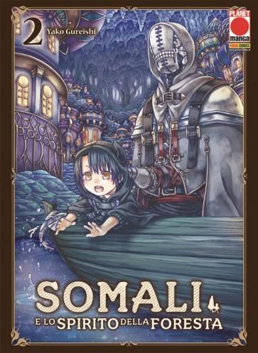 SOMALI E LO SPIRITO DELLA FORESTA 2