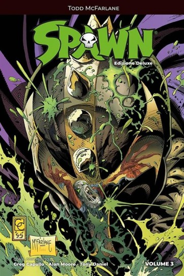 SPAWN DELUXE VOL. 3