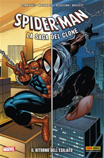 SPIDER-MAN: LA SAGA DEL CLONE 1