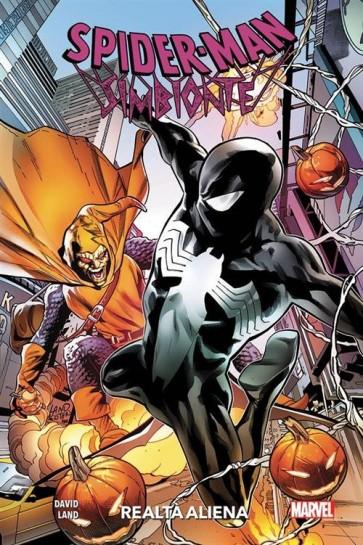 SPIDER-MAN: SIMBIONTE VOL.2: REALTA' ALIENA