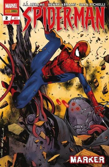 SPIDER-MAN DI J.J.ABRAMS 2