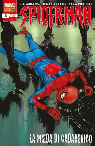 SPIDER-MAN DI J.J.ABRAMS 3