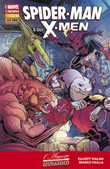 SPIDER-MAN E GLI X-MEN 2 - ALL NEW MARVEL NOW