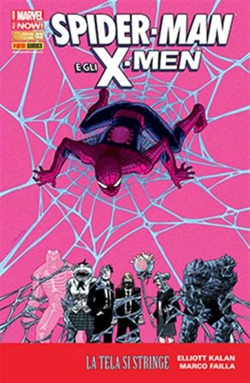 SPIDER-MAN E GLI X-MEN 3 - ALL NEW MARVEL NOW