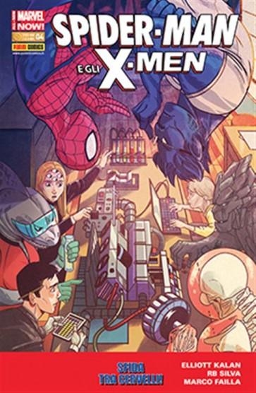SPIDER-MAN E GLI X-MEN 4 - ALL NEW MARVEL NOW