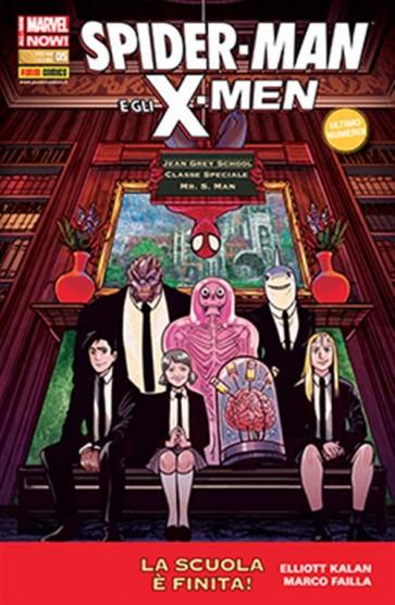 SPIDER-MAN E GLI X-MEN 5 - ALL NEW MARVEL NOW