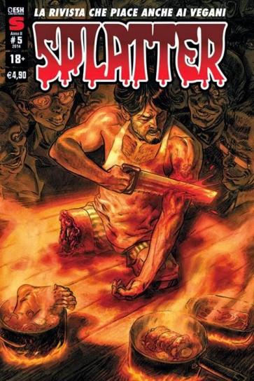 SPLATTER 5