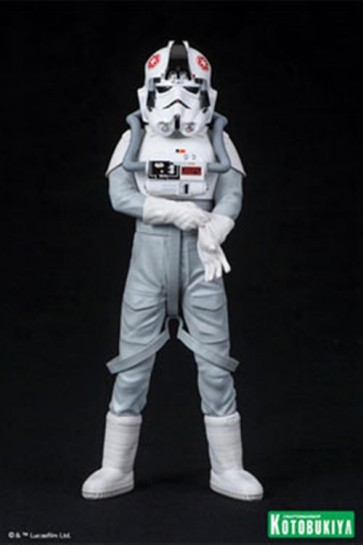 STAR WARS - AT-AT DRIVER - ARTFX STATUE 18CM