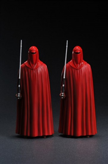 STAR WARS - EMPEROR ROYAL GUARD 2-PACK - ARTFX STATUE