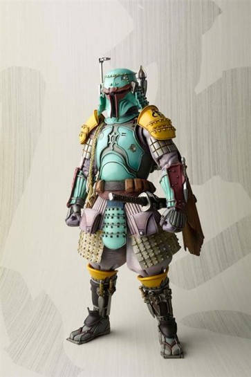 STAR WARS - FIGUARTS - RONIN BOBA FETT - ACTION FIGURE 17CM