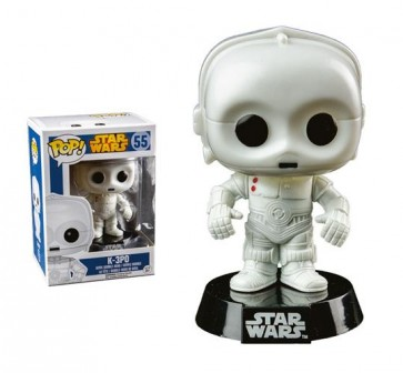 STAR WARS - POP FUNKO VINYL FIGURE 55 K-3PO LIMITED EDITION 10CM