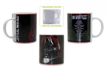 STAR WARS - TAZZA MEDIA - VADOR TOUR