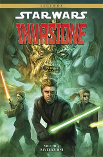STAR WARS: INVASIONE 3 - RIVELAZIONI - 100% PANINI COMICS BEST