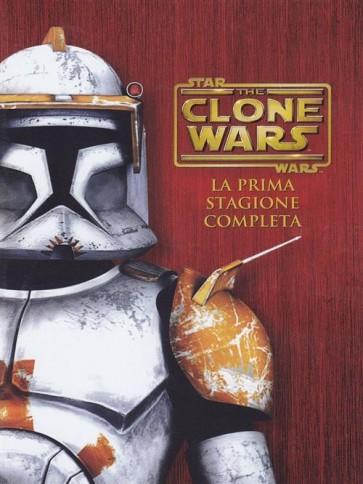 STAR WARS: LA GUERRA DEI CLONI - STAGIONE 1 (DVD)