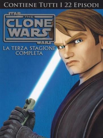 STAR WARS: LA GUERRA DEI CLONI - STAGIONE 3 (DVD)