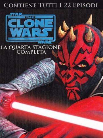 STAR WARS: LA GUERRA DEI CLONI - STAGIONE 4 (DVD)