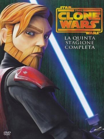 STAR WARS: LA GUERRA DEI CLONI - STAGIONE 5 (DVD)