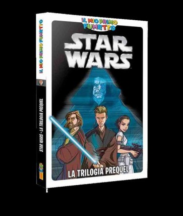 STAR WARS: LA TRILOGIA PREQUEL - IL MIO PRIMO FUMETTO