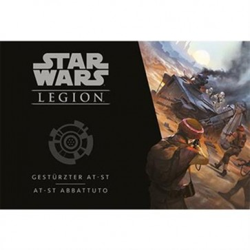 STAR WARS: LEGION - AT-ST ABBATTUTO - ESPANSIONE