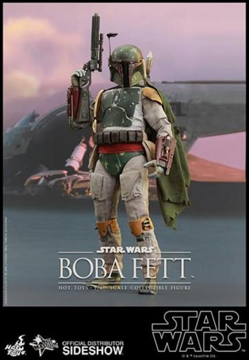 STAR WARS BOBA FETT EPISODE VI - AF HOT TOYS