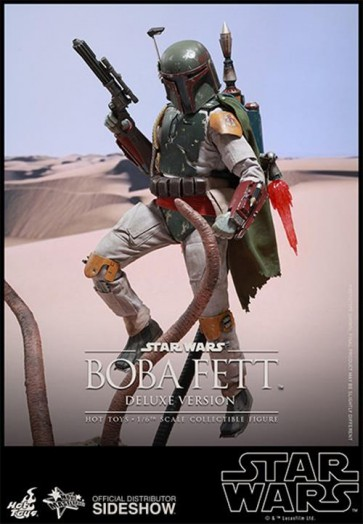 STAR WARS BOBA FETT EPISODE VI DELUXE - AF HOT TOYS